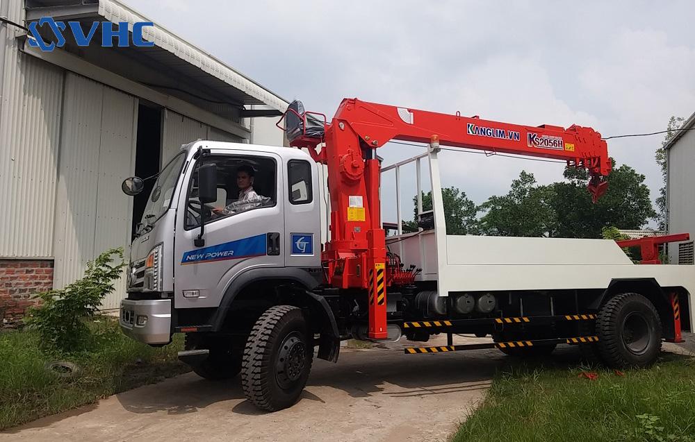 Xe cứu hộ giao thông Hà Nội