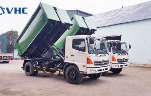 Xe chở rác 12m3