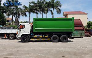 Xe chở rác 22 m3
