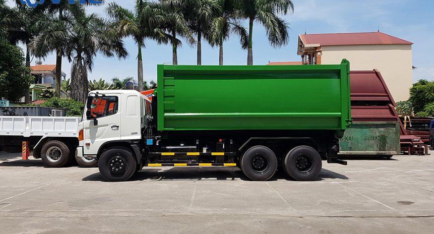 4 lưu ý để chọn mua xe chở rác phù hợp với nhu cầu của bạn