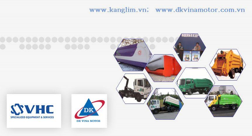 Hồ sơ năng lực của xe chuyên dụng Việt Hàn