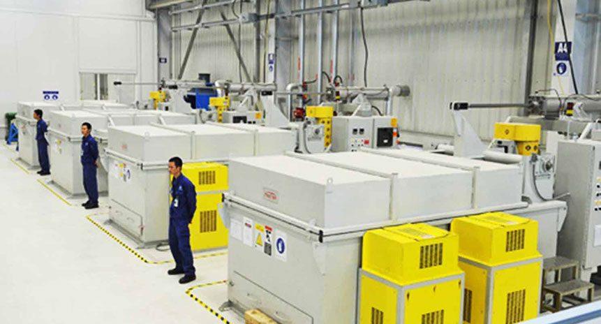 Xây dựng nhà máy phát điện Tuabin gió tại Việt Nam