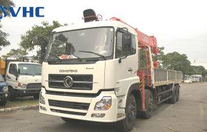 Dongfeng Hoàng Huy 8x4 & KS2605