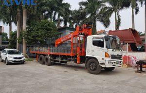 Hino FL 6x4 & KS2056H