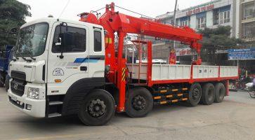 2 Lưu ý khi lựa chọn đơn vị bán xe tải gắn cẩu uy tín tại Hà Nội
