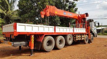 4 Tiêu chí chọn mua cẩu tự hành 15 tấn Kanglim chính hiệu