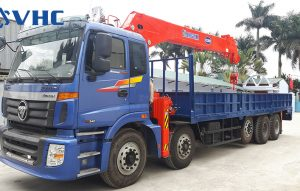 Thaco Auman C34 & KS2605