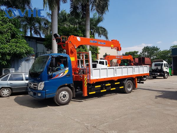 Thaco Ollin 700B & KS1056