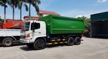 Đại lý phân phối xe ô tô chở rác chuyên dụng tại Hà Nội