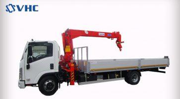 Những quy định về an toàn bạn nên biết khi vận hành xe tải gắn cẩu