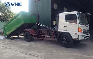 Xe chở rác 12 - 14m3
