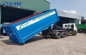 Xe chở rác 22 – 24m3