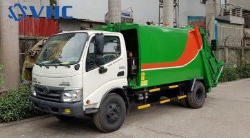Yêu cầu và phân loại xe chở rác thải