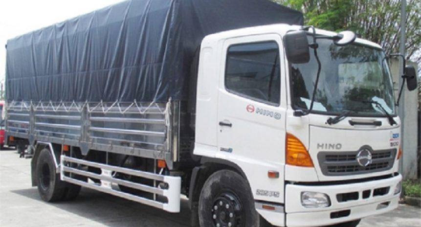 Xe cơ sở Hino Việt Nam