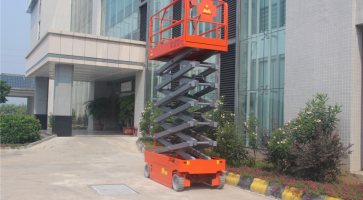 Xe nâng người giải pháp tối ưu cho công trường xây dựng