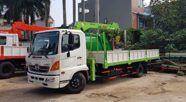 Mua bán xe cẩu tự hành 3 tấn hỗ trợ trả góp lãi suất ưu đãi tại Hà Nội